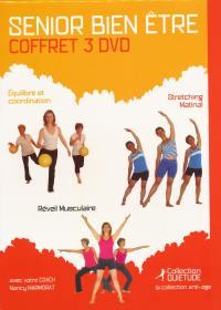 Senior bien etre - coffret 3 dvd
