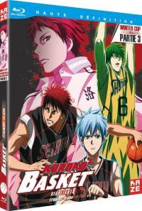 Kuroko's basket - winter cup film 3 - franchir le pas - blu-ray