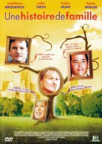 Une histoire de famille - dvd