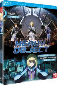 Heavy object - partie 1 sur 2 - 2 blu-ray