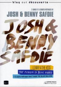 Coffret josh et benny safdie – 3 dvd