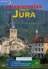 Jura - dvd  randonnees