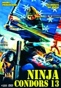 Ninja condor 13 - dvd