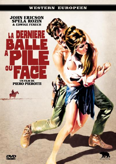 Derniere balle a pile ou face (la) - dvd