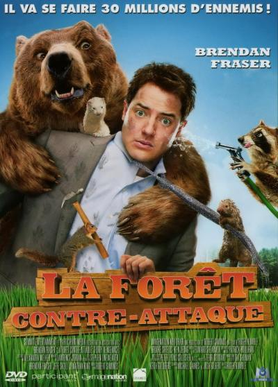 Foret contre attaque (la) - dvd