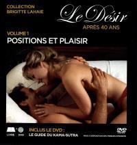Positions et plaisir v1 - brigitte lahaie - dvd + liv