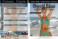 Objectif bikini - fitness facile - dvd