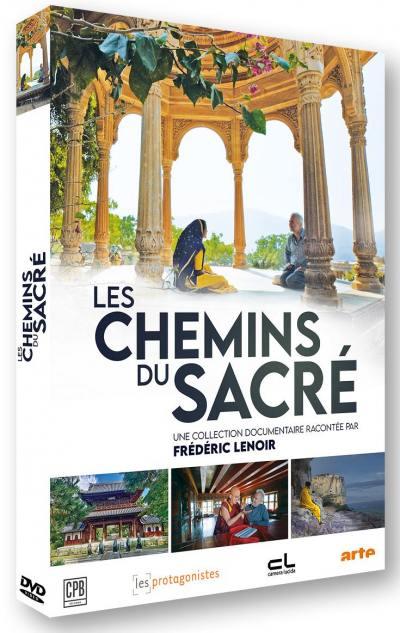 Chemins du sacre (les) - 2 dvd