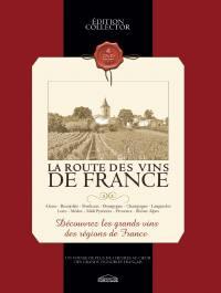 Route des vins (la) - 4 dvd