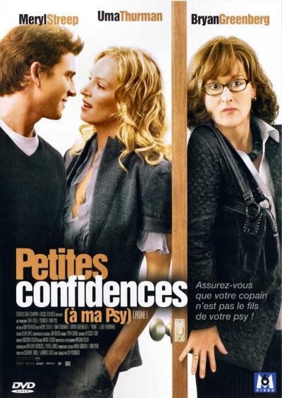 Petites confidences a ma psy - dvd