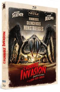 Horrible invasion (l') - blu-ray
