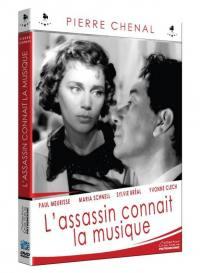 Assassin connait la musique (l') - dvd