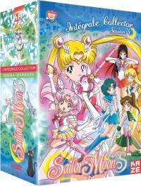 Sailor moon super s - saison 4 - coffret collector 10 dvd