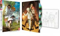 Promised neverland (the) - saison 1 - 4 dvd
