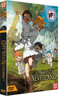 Promised neverland (the) - saison 1 - 3 dvd