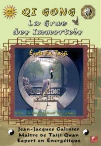 La grue des immortels - dvd  qi gong