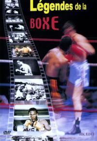 Legendes de la boxe - dvd