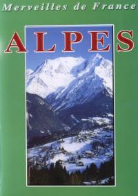 Alpes - dvd  merveilles de france