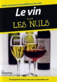 Le vin - dvd  pour les nuls