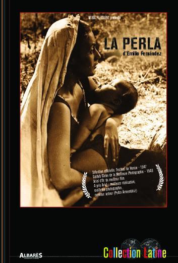 La perla - dvd