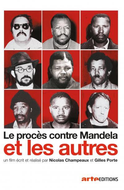 Proces contre mandela et les autres (le ) - dvd