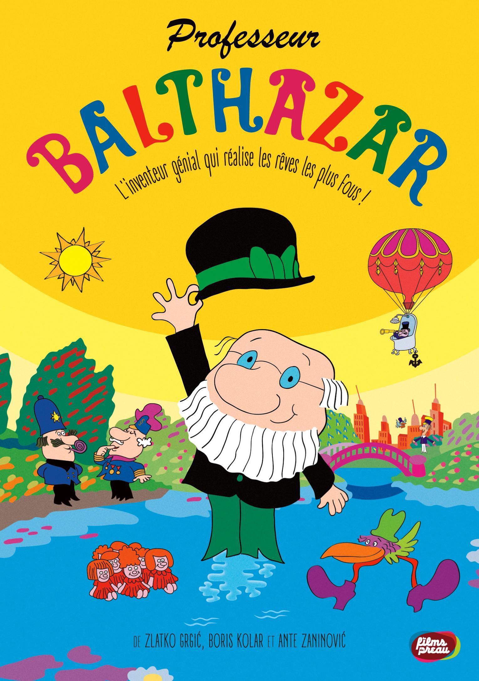 Professeur balthazar - dvd