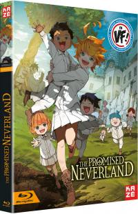 Promised neverland (the) - saison 1 - 2 blu-ray