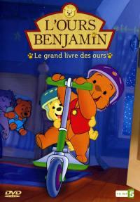 Ours benjamin - le grand livre des ours - dvd