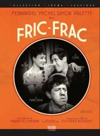Fric-frac - dvd