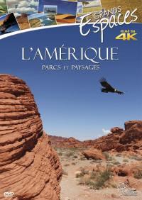 Amerique (l') : le grand ouest, parcs et paysages - dvd