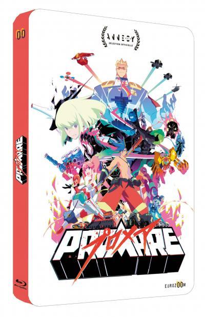 Promare - combo dvd + blu-ray