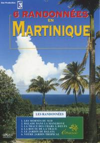 Martinique - dvd  randonnees