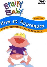 Brainy baby - rire et apprendre - age 0-3 ans - dvd