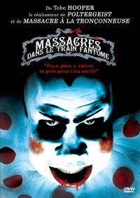Massacre dans le train fantome - dvd