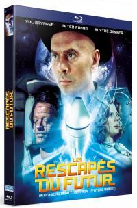 Rescapes du futur (les) - blu-ray