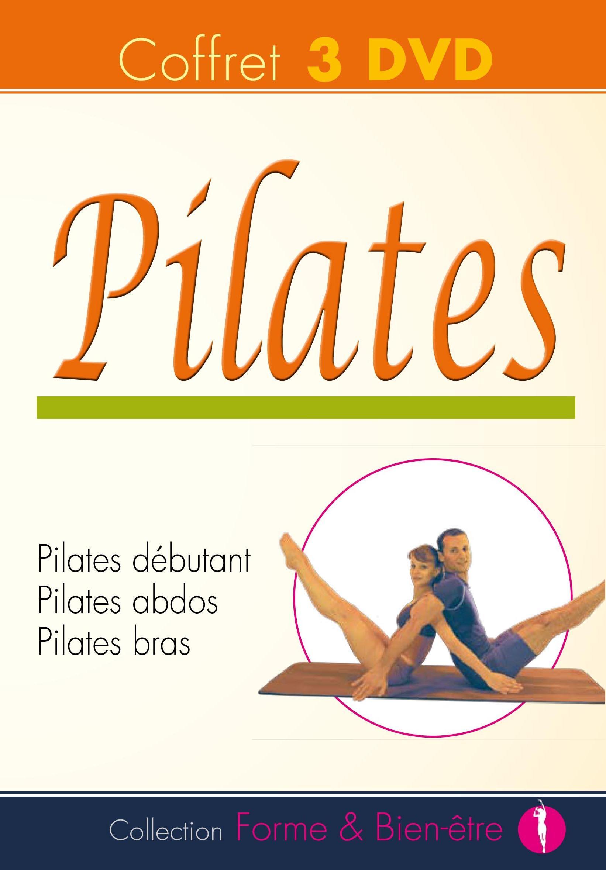 Pilates - 3 dvd
