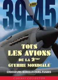 39/45 les ailes de la guerre - 5 dvd