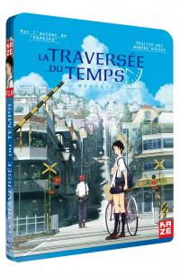 Traversee du temps (la) - le film - blu-ray