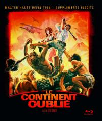 Continent oublie (le) - blu-ray