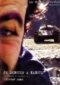 Afghanistan. je deboule a kaboul - dvd
