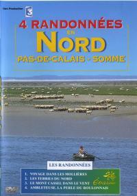 Nord - dvd  randonnees