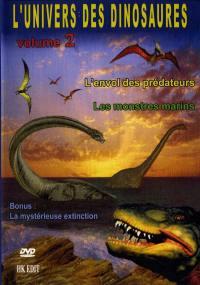 L'univers des dinosaures vol 2 - dvd