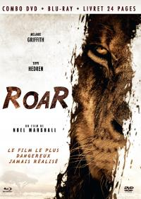 Roar - combo dvd + blu-ray