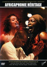 Africaphonie heritage - dvd