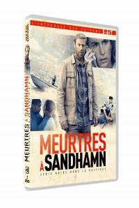 Meurtres a sandhamn s5, s6 & s7 - 3 dvd