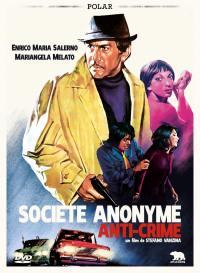 Societe anonyme anti-crime - dvd