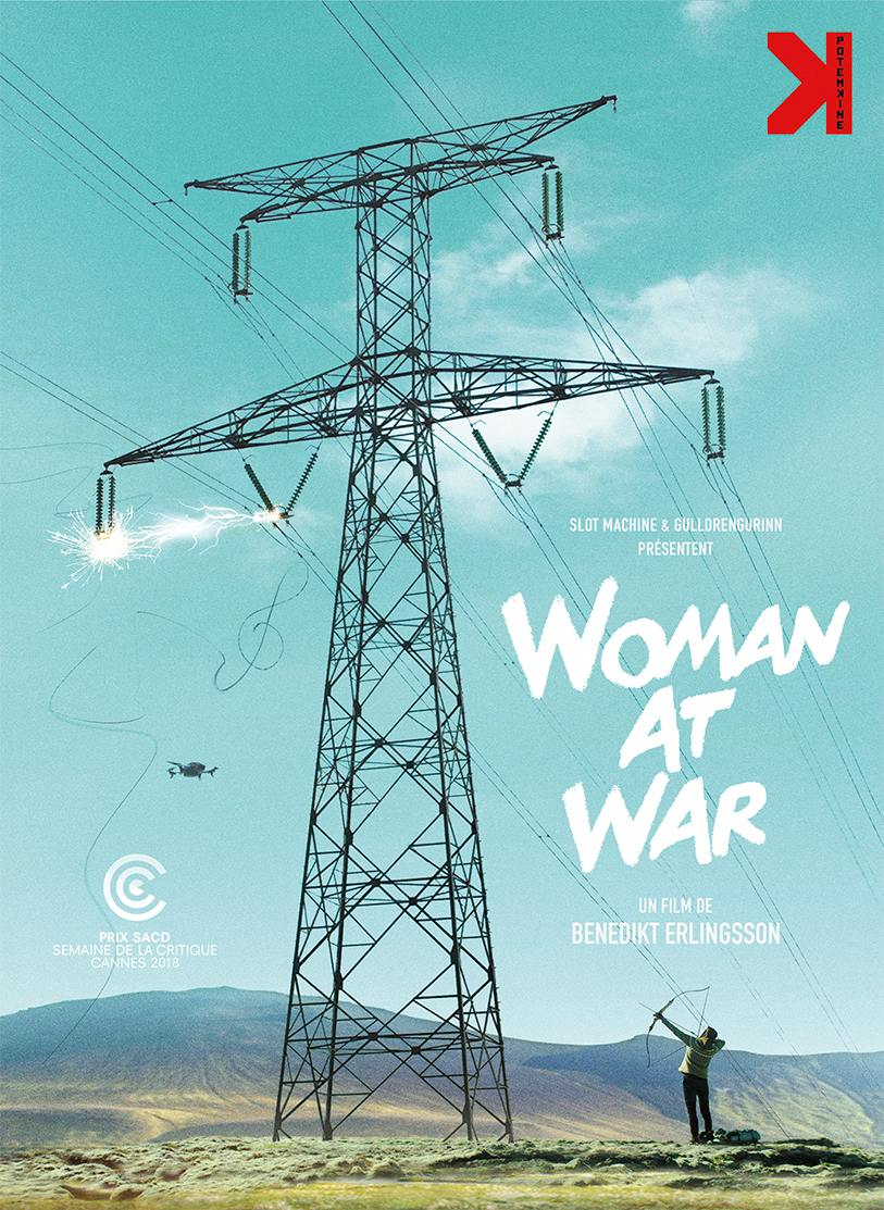 Woman at war - dvd