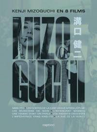 8 films kenji mizoguchi - combo 8 dvd + 8 brd + livret