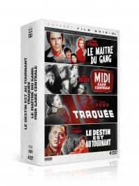 Films noirs n°1 - 4 dvd