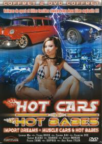 Hot babes hot cars - 2 dvd